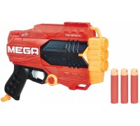 Бластер Mega Tri-Break Nerf E0103