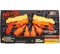 Набор бластеров Hasbro Nerf Wolf Alfa Strike E7565