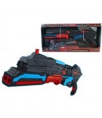 Бластер Qunxing Toys 10-зарядный FJ831