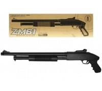 Дробовик Cyma ZM 61А на пульках