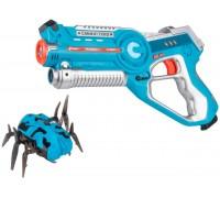 Инфракрасный пистолет Canhui Toys с жуком роботом BB8803B