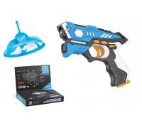 Детское лазерное оружие LaserTag с летающей тарелкой BB8823H1