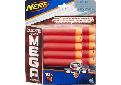 Комплект стрел для бластеров Nerf Hasbro A4368 10 шт