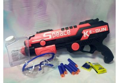 Оружие игровые наборы Бластер мягкие пули 918-1