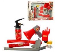 Игровой набор Пожарника F002