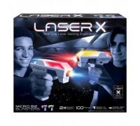 Игровой набор лазерных бластеров LASER X MICRO для двух игроков 87906