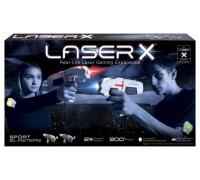 Игровой набор лазерных бластеров Laser X Sport для двух игроков 88842