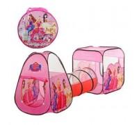 Палатка принцессы с тоннелем 2959