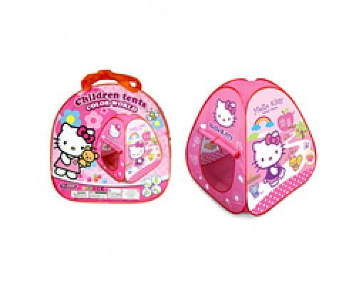 Палатка детская игровая Hello kitty 90899