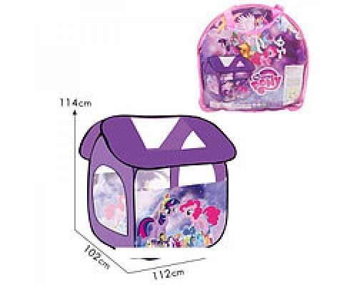 Палатка детская игровая My Little Pony 8009PN