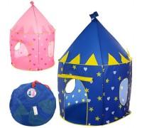 Палатка детская игровая Домик M3332