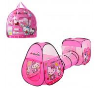 Палатка с тоннелем Hello Kitty 3775