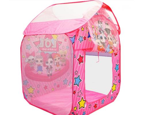 Палатка детская LOL 1788-1 80*80*102см