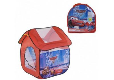 Палатка детская Тачки 8009