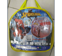 Палатка детская Человек паук 1788-4 80*80*102 см