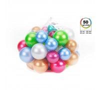 Набор шариков для сухих бассейнов Технок 7310