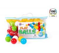 Набор шариков для сухих бассейнов Технок 5545