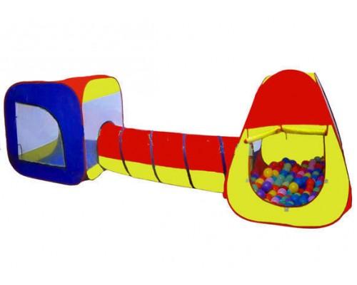 Палатка детская игровая Волшебный домик 5025