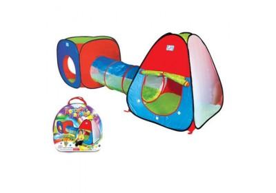 Палатка детская игровая с тоннелем М2958