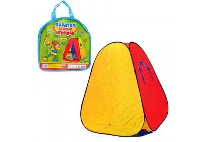Палатка детская игровая Пирамида