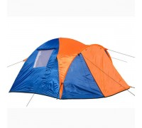 Палатка 3-х местная Coleman 1011 двухслойная