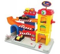 Игровой набор Занимательный гараж 055707