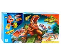 Трек с динозавром Поймай тачку 8899-93