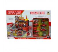 Паркинг Пожарная служба MAYA TOYS 566-4