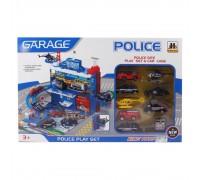 Паркинг Полицейская служба MAYA TOYS 566-14
