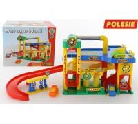 Парковка Polesie трехуровневая с лифтом 37824