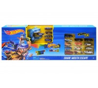 Набор Трек акула Hot Wheels+ набор машинок 6762