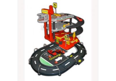 Парковка гараж Ferrari Bburago 3 уровня 18-31204