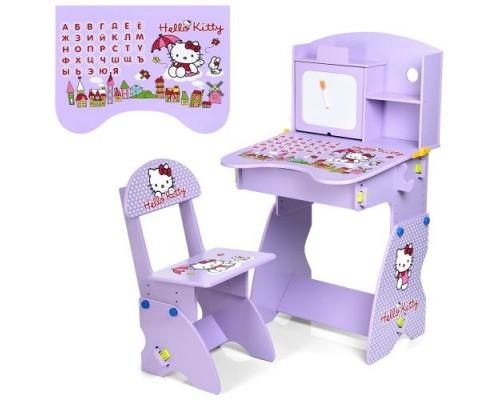 Парта детская Hello Kitty M0324-9