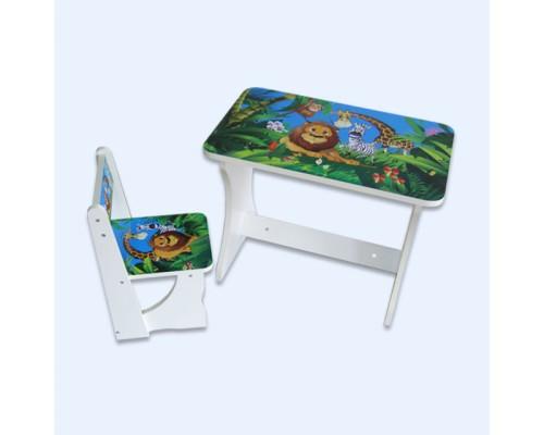 Комплект столик со стульчиком Baby Elit Африка СС2-А