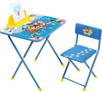Комплект столик со стульчиком Nika Kids Щенячий патруль Щ1