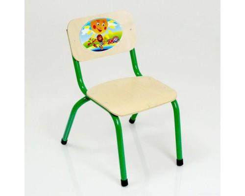 Стул детский со спинкой Технок 4685