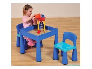 Обустраиваем комнату ребенка: выбираем детский стол и стулья