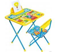 Комплект столик со стульчиком Ника Фиксики Ф1А