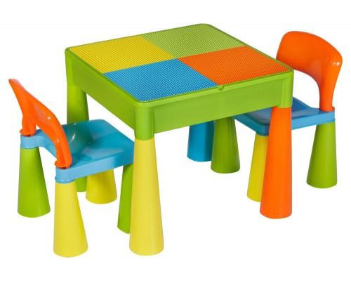 Детский столик с 2 стульчиками Tega Baby Mamut 899UN
