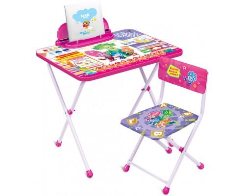 Комплект столик со стульчиком Ника Фиксики Ф13