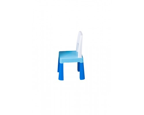 Детский стульчик Tega Baby Mamut Multifun голубой MF-002-120