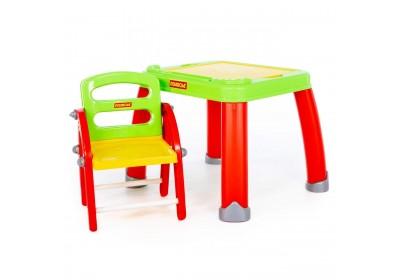 Набор дошкольника стол и стул Polesie 43023