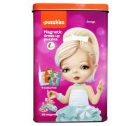 Пазлы магнитные Куклы 2 14293