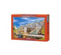 Пазлы Castorland Петергофский дворец 1000 элементов С-103102