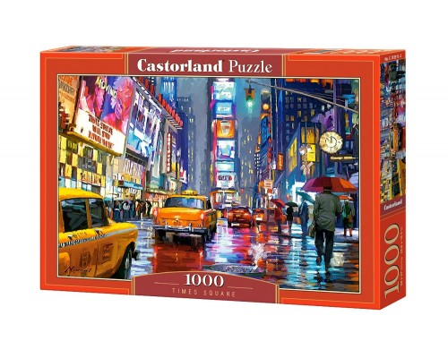 Пазлы Castorland Times Square Нью-Йорк 1000 элементов С-103911
