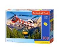 Пазлы Castorland Воздушный транспорт 300 элементов В-030125