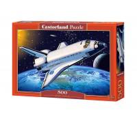 Пазлы Castorland Космический корабль 500 элементов В-52707