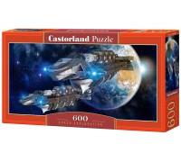 Пазлы Castorland Космическое пространство 600 элементов B-060047