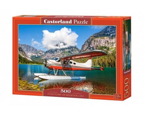 Пазлы Castorland Гидросамолёт 500 элементов В-53025