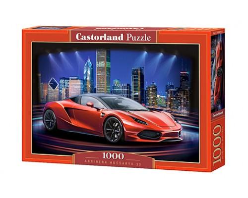Пазлы Castorland Автомобиль ARRINERA HUSSARYA 33 1000 элементов С-104024